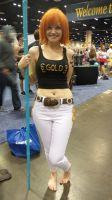 Megacon Nami 2 by kingofthedededes73