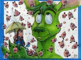 The Weather Up There by Phraggle