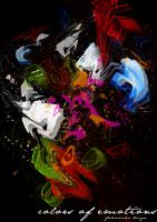 emotions in color by fukarinka