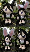 Plushie Rukia, Magician outfit by ThePlushieLady