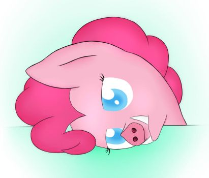Bored Pinkie being a bore... by GvimBlade
