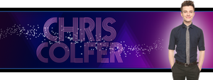 Chris Colfer by J4MESG