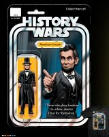 History Wars - Abraham Lincoln - tee by InfinityWave