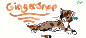 Gingersnap by Wings-of-Cinder