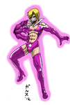Star Sapphire Sanji by GarthTheDestroyer
