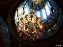 Church Chandelier by piticus41
