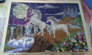 Crystal Kingdom puzzle by ElectricKitty1023