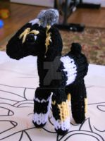 Loom Knitted Mini Goat by ScarlettRoyale