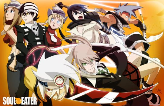 Soul Eater by digitalninja