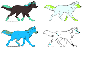 Wolf Draw to adopts CLOSED by petshop101
