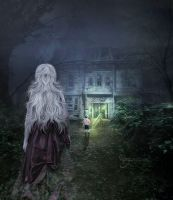 Is anybody in this house by Marjie79