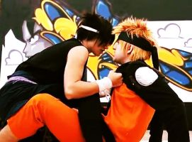 NaruSasu_You can't understand by FairyScarlet
