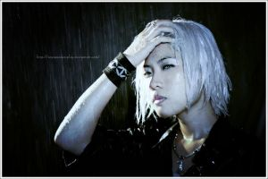 KHR in the Rain Special Shoot by JoLuffiroSauce