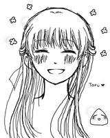 Fruits Basket - Toru by Chibi-Kiki-chan