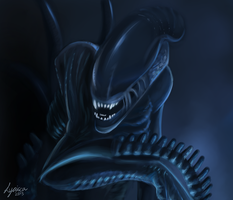 Xenomorph by Lycisca