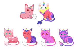 Berrytrap kittens [closed] by unicorngirl1