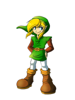 Hero Link by rinkunokoisuru