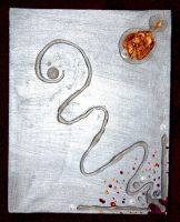 Silver Painting 2 by Ethena-Of-The-Moon
