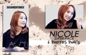 Nicole Pack PNG by xAsianEditionsx