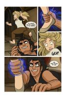 Mias and Elle Chapter3 pg15 by StressedJenny