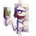 Little Smeargle by ColorsAreAwesome