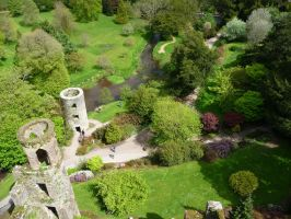 castle in Blarney 16 by indeed-stock