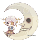 Pixel: My Moon and I by ramuramu