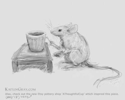 AThoughtfulCup sketch by chashio