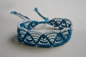 Southern Water Tribe Bracelet by mdlymee