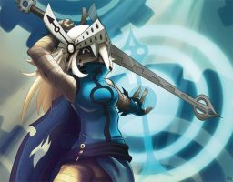Wakfu TCG - Missiz Freeze by meli