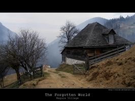The Forgotten World by vxside
