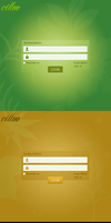 Login Panels by cillooLV