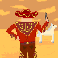Cowboy by Endermanfriend