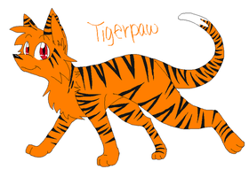 Tigerpaw by screms