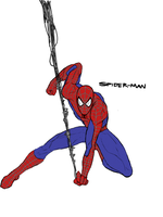 Spider-Man by NiteOwl94