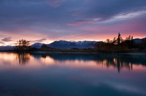 Tekapo Dawn by chrisgin