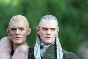 "custom 12"" Legolas - 2 by DarrenCarnall"