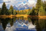 the towering tetons by ariseandrejoice