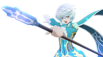 Tales of Zestiria Mikleo Cut-in [render] by blademan729
