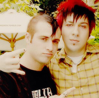 Johnny and Zacky. by ZackyFoREVerSynyster