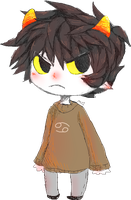 Karkat by Miiukka