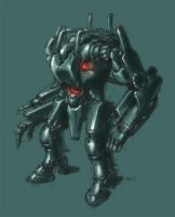 robot quick colour by tianyi