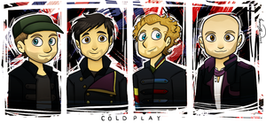Coldplay by Elena114