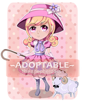 [CLOSED] 80 Point Adoptable by Francesca-Zapata