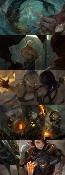 [LoL] champs compilation 8 by zuqling