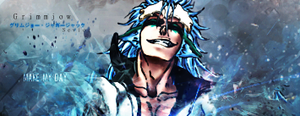 Grimmjow Tag by Seviorpl