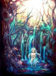 Magical Forest by 6Demonic6Snow6