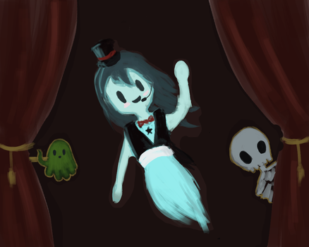 Spooky's Theatre by asutino
