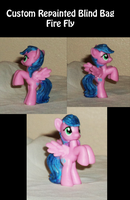 Custom MLP blindbag FireFly by The-Clockwork-Crow