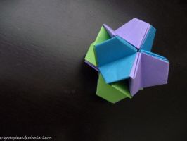Origami Little Turtle by OrigamiPieces